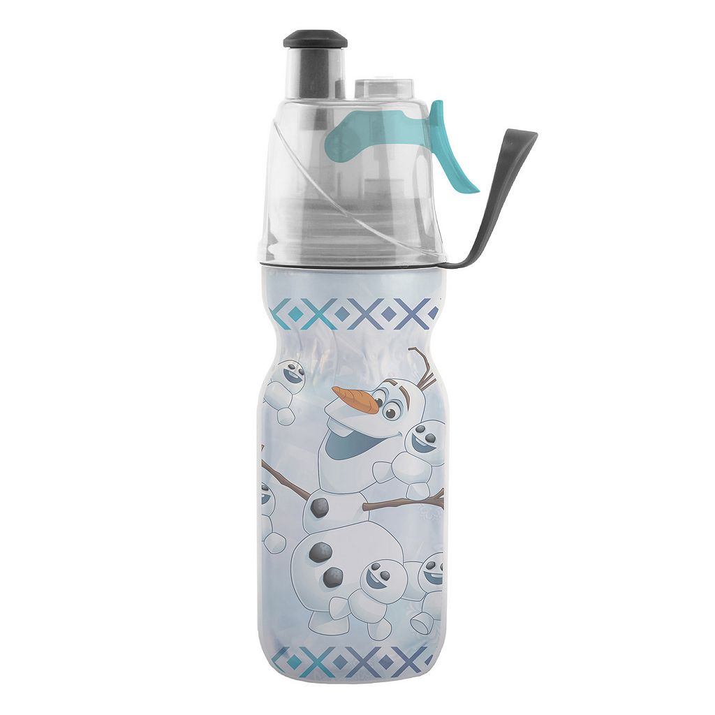 O2COOL® ArcticSqueeze® Mist 'N Sip® Disney's Frozen Olaf 12-oz. Insulated Squeeze Water Bottle