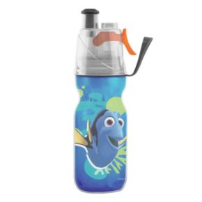 O2COOL ArcticSqueeze Mist 'N Sip Disney / Pixar Finding Nemo Dory 12-oz. Insulated Squeeze Water Bottle