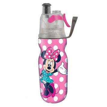 O2COOL® ArcticSqueeze® Mist 'N Sip® Disney's Minnie Mouse 12-oz. Insulated Squeeze Water Bottle