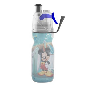 O2COOL® ArcticSqueeze® Mist 'N Sip® Disney's Mickey Mouse 12-oz. Insulated Squeeze Water Bottle