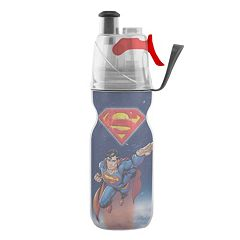 O2COOL® ArcticSqueeze® Mist 'N Sip® 12-oz. Insulated DC Comics Superman Squeeze Water Bottle