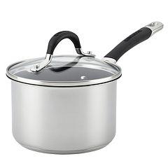 Circulon Momentum 2-qt. Stainless Steel Nonstick Saucepan