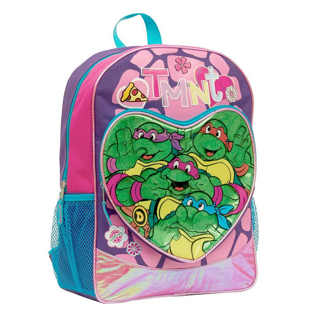 Kids Teenage Mutant Ninja Turtles Heart Backpack