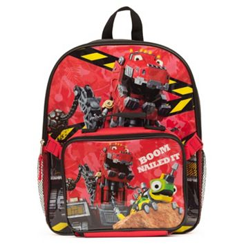Kids DreamWorks Dinotrux Backpack & Lunch Tote Set