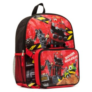 Kids DreamWorks Dinotrux Backpack & Lunch Tote Set