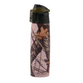 O2COOL Mossy Oak Break-Up Country 17-oz. Insulated Stainless Steel Water Bottle