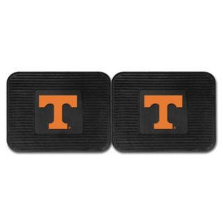 FANMATS Tennessee Volunteers 2-Pack Utility Backseat Car Mats