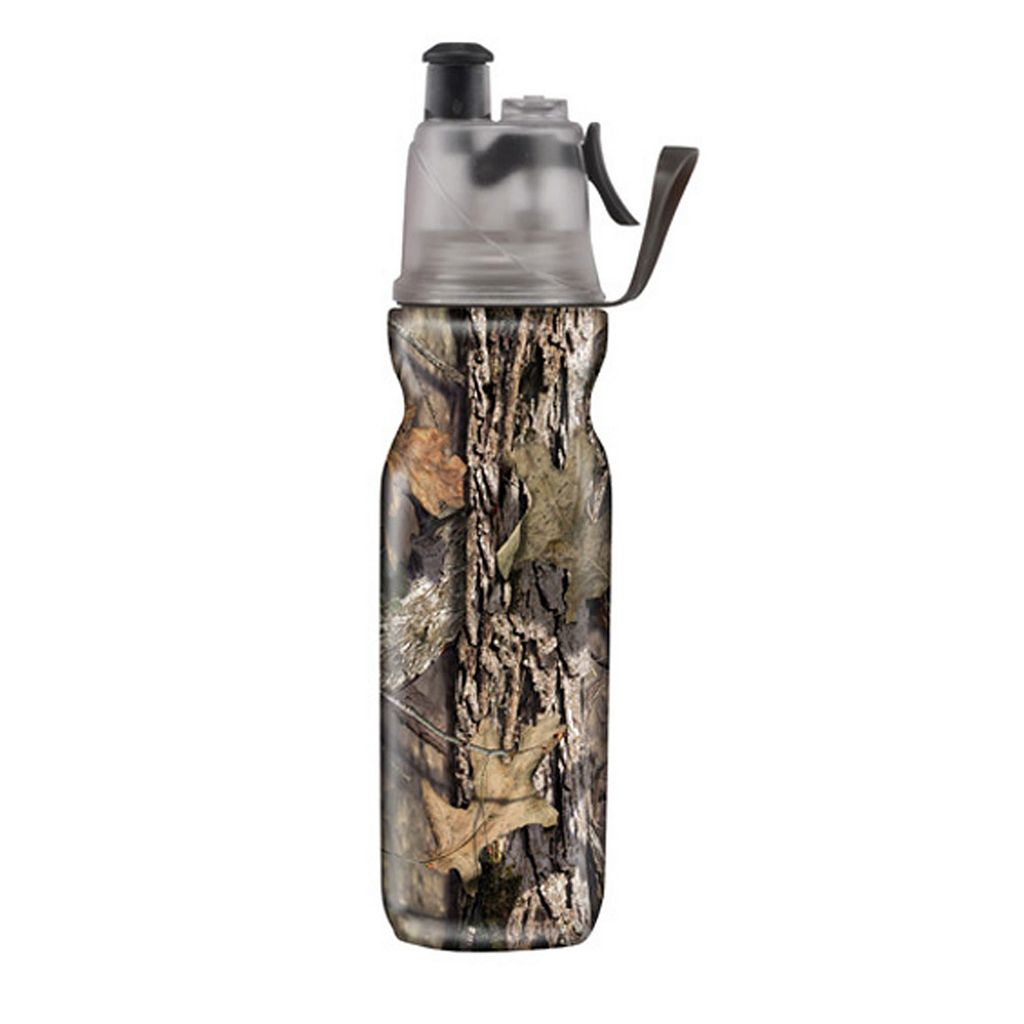 O2COOL® Mossy Oak Break-Up Country® ArcticSqueeze® Mist 'N Sip® 20-oz. Insulated Water Bottle