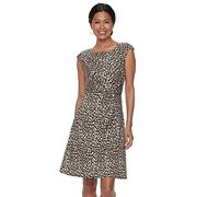 Women's Dana Buchman Twist-Front Dress