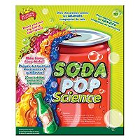 Scientific Explorer Soda Pop Science