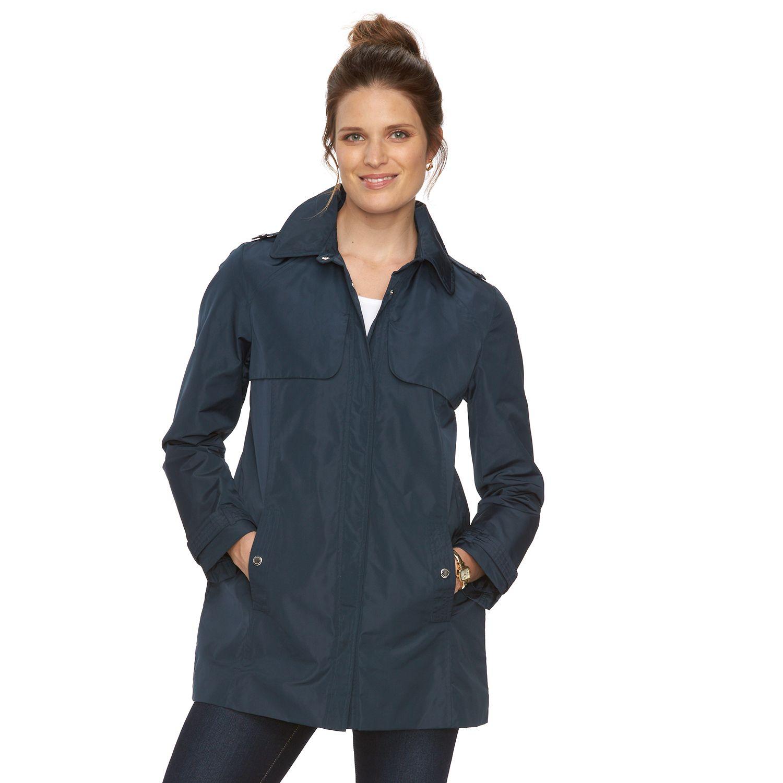 Womens Weathercast Classic Jacket