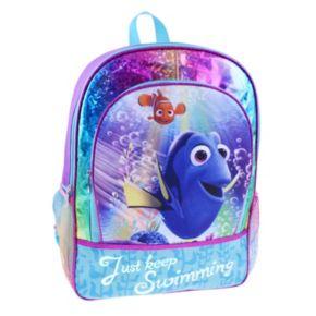 "Disney / Pixar Finding Dory Kids ""Just Keep Swimming"" Backpack"