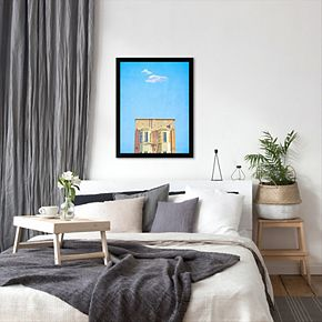 Americanflat Lonely Skies San Francisco Framed Wall Art