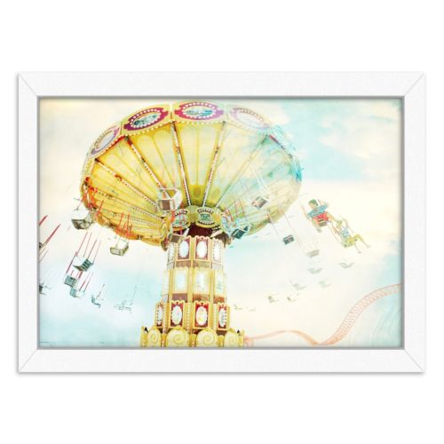 Americanflat Ride The Sky 2 Framed Wall Art