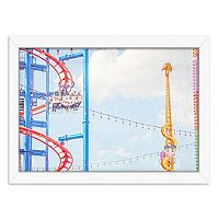 Americanflat Ride The Sky Framed Wall Art