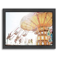 Americanflat Rides Framed Wall Art