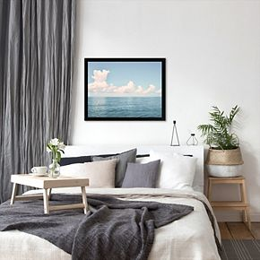 Americanflat Tulum Mexico Framed Wall Art