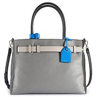 REED RK40 Large Belted Convertible Satchel