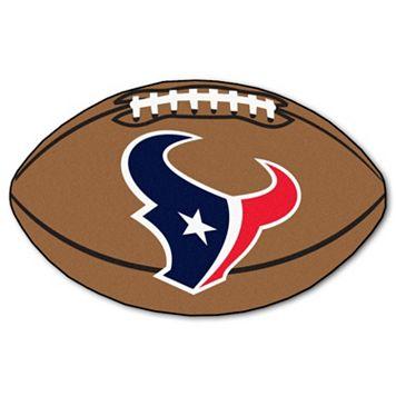 FANMATS Houston Texans Football Rug