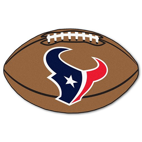 FANMATS Houston Texans Football Rug
