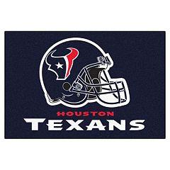 FANMATS Houston Texans Starter Rug
