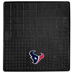 FANMATS Houston Texans 2-Pack Heavy Duty Cargo Mats