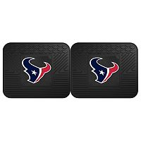 FANMATS Houston Texans 2-Pack Utility Mats