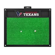 FANMATS Houston Texans Golf Hitting Mat