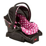 Disney's Minnie Mouse Light 'N Comfy Luxe Infant Car Seat