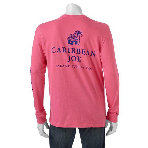 Men's Caribbean Joe Tee