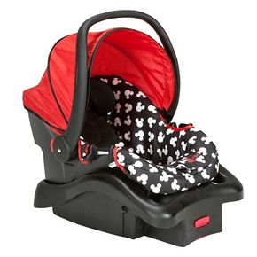 Disney's Mickey Mouse Silhouette Light 'N Comfy Luxe Infant Car Seat