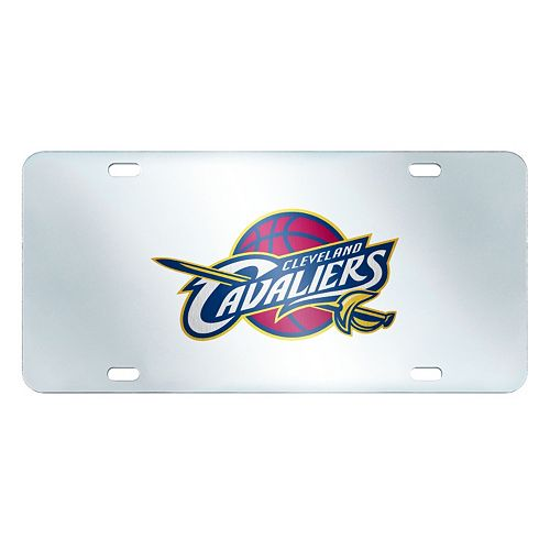 Cleveland Cavaliers Mirror-Style License Plate
