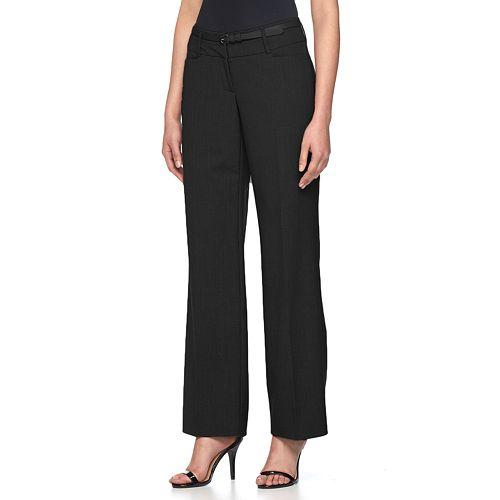 Women's Apt. 9® Curvy Fit Dress Pants