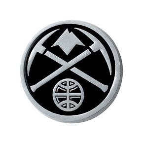 Denver Nuggets Chrome Emblem