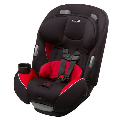Safety 1st Continuum 3-in-1 Convertible Car Seat