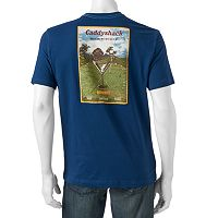 Men's Caribbean Joe Back-Print Caddyshack Tee