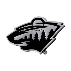 Minnesota Wild Chrome Emblem