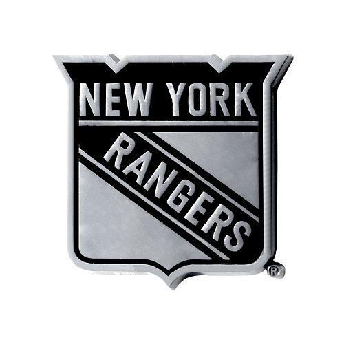 New York Rangers Chrome Emblem