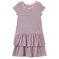 Girls 4-7 Jumping Beans® Tiered Drop-Waist Dress