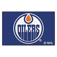 FANMATS Edmonton Oilers Starter Rug