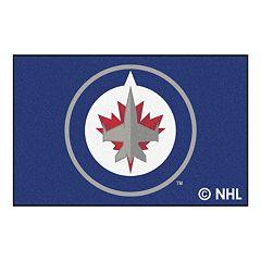 FANMATS Winnipeg Jets Starter Rug