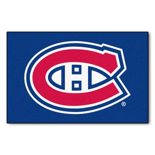 FANMATS Montreal Canadiens Starter Rug