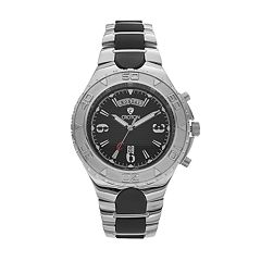 Croton Men's Super C Stainless Steel Watch
