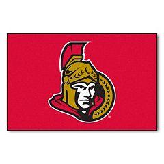 FANMATS Ottawa Senators Starter Rug