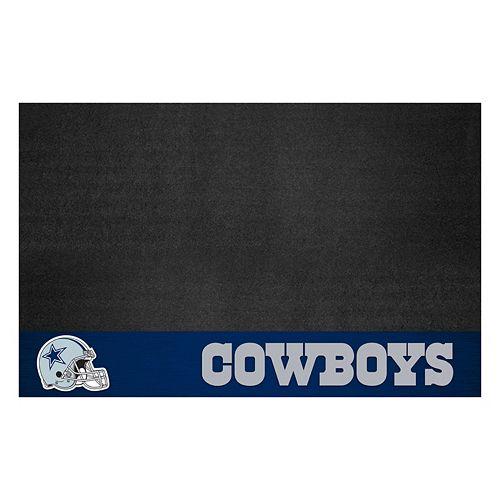 FANMATS Dallas Cowboys Grill Mat