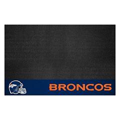 FANMATS Denver Broncos Grill Mat