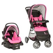 Disney's Minnie Mouse Amble Quad Stroller Travel System
