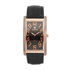 Croton Men's Aristocrat Leather Watch