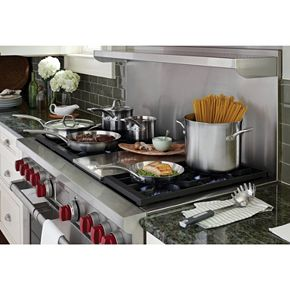 Calphalon Signature 10-pc. Stainless Steel Cookware Set