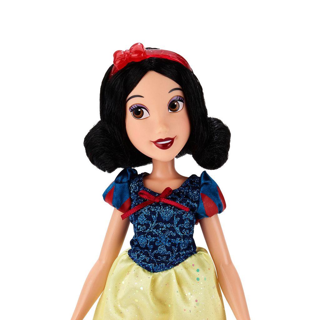 Disney Princess Royal Shimmer Snow White Doll